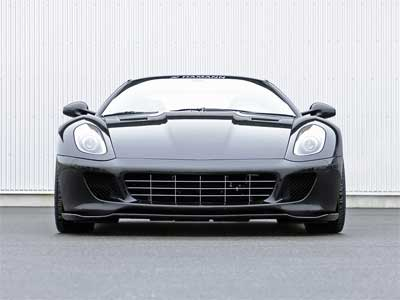 ferrari 599. Hamann-Ferrari-599-GTB-Fion.