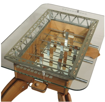 z district foosball coffee table - Foosball Table For Sale