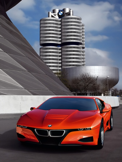 Z District – 2008 BMW M1 Homage Concept
