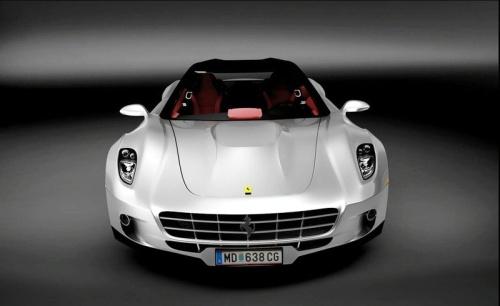 Z District – Ferrari Four Door