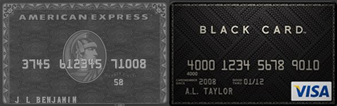 how to get a black amex