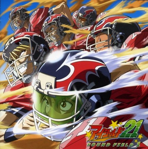 Eyesheild 21 Eyeshield: Review: Eyeshield 21