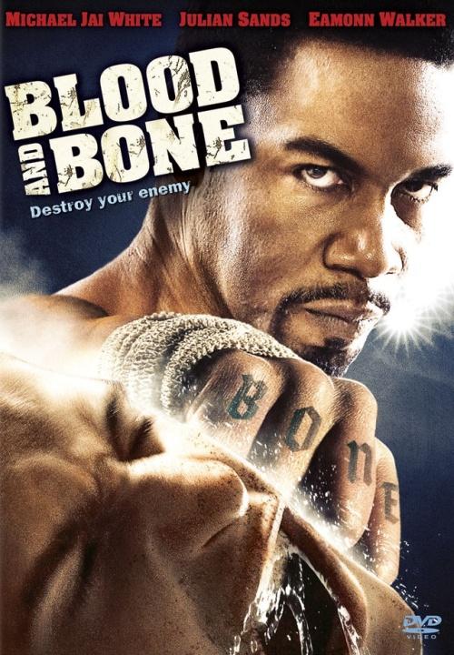 blood and bone 2009 trailer