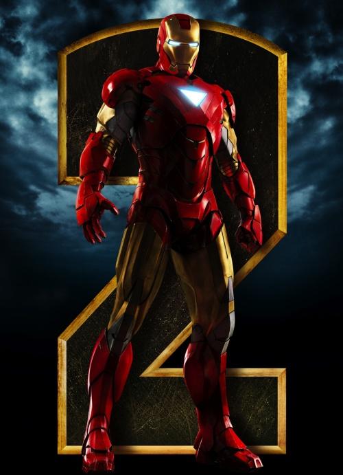 Iron Man 2 Stand