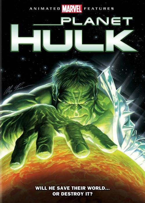 Z District – Review: Planet Hulk