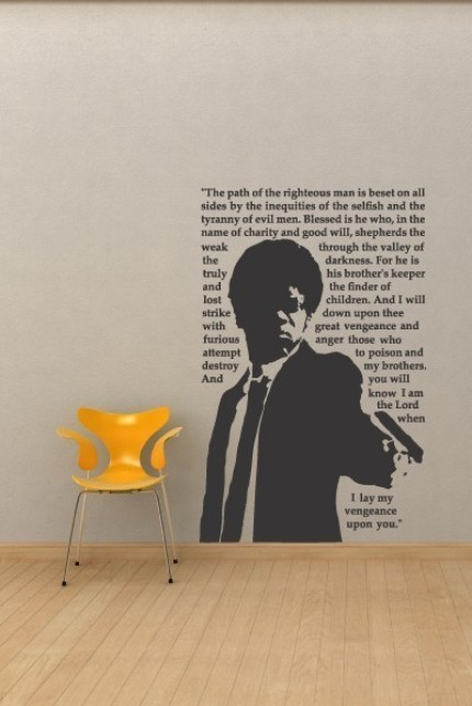 Z District Cool Movie Wall Decals