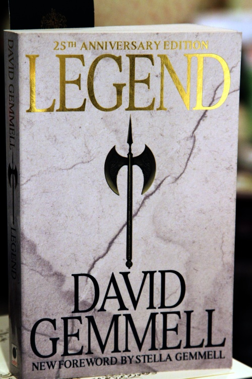 LegendDavidGemmell