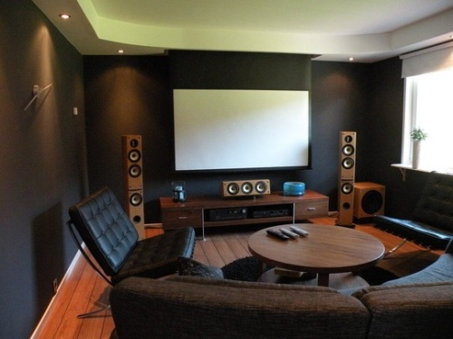 Z District 7 2 Home Theater Setup