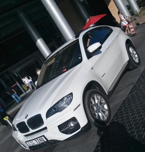 BMWX61
