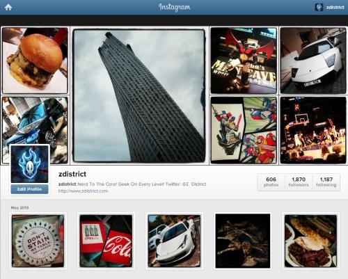 InstagramZD