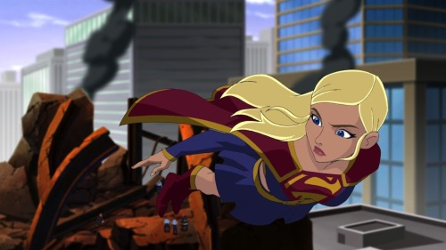 dc animated movies imdb