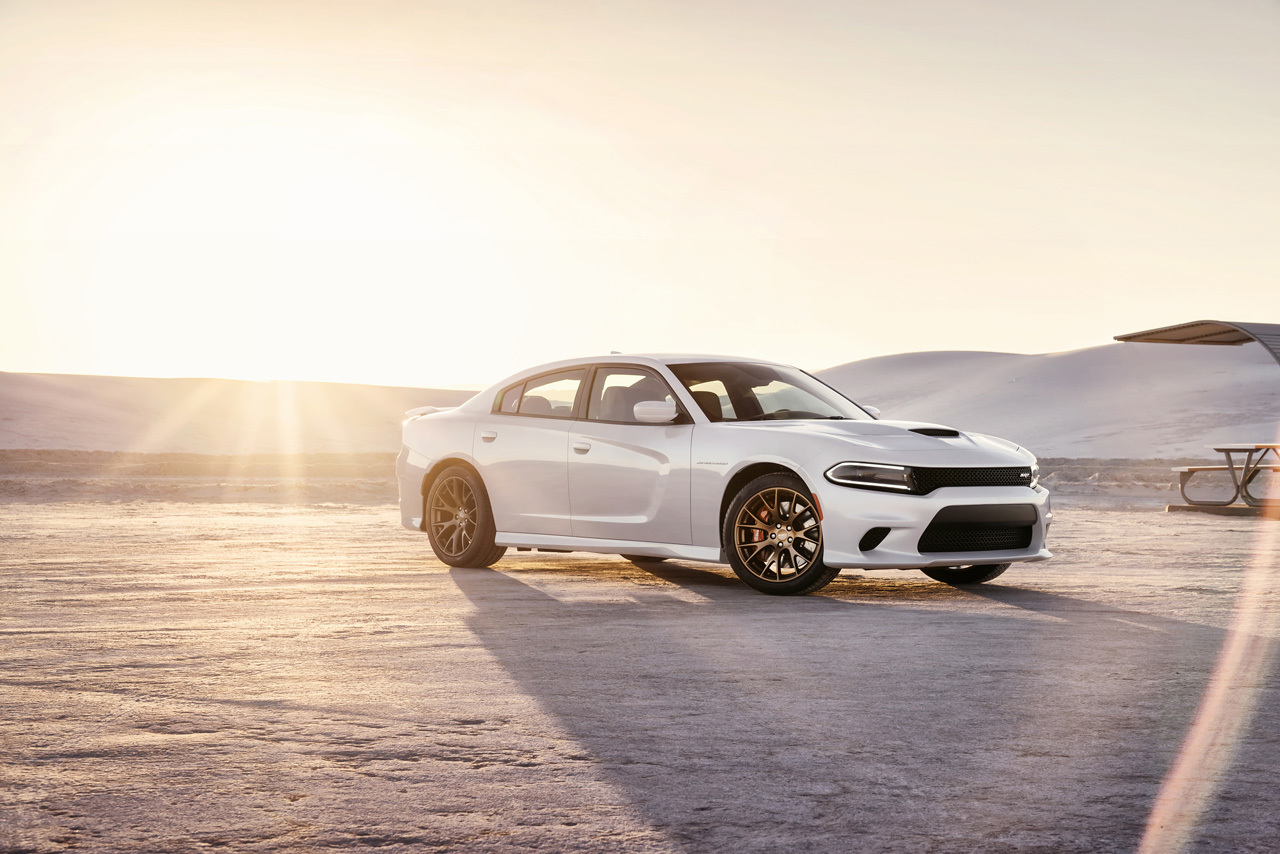 charger front motion hellcat show srt view three dodge quarter in more news review