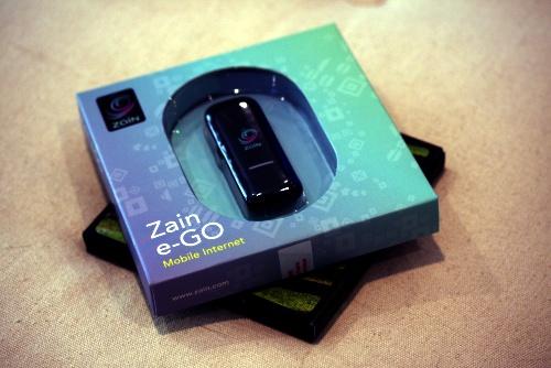 Z District – Review: Zain E-Go 21 6 MB/s