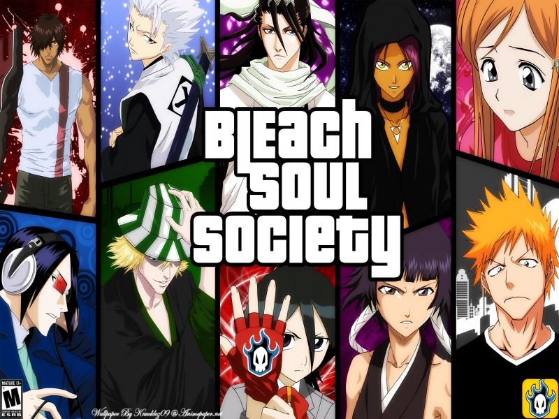 BleachSoulSociety