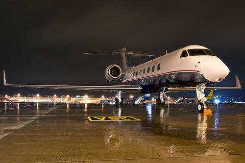 GulfstreamG550