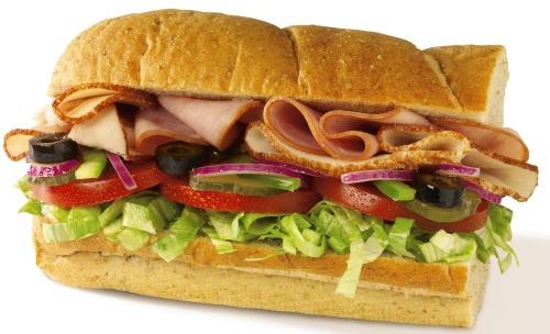 SubwayTurkeySandwich