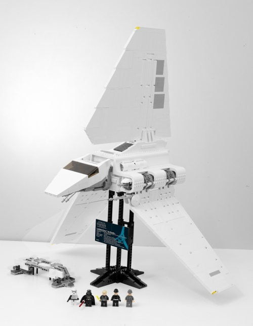 LegoImperialShuttle