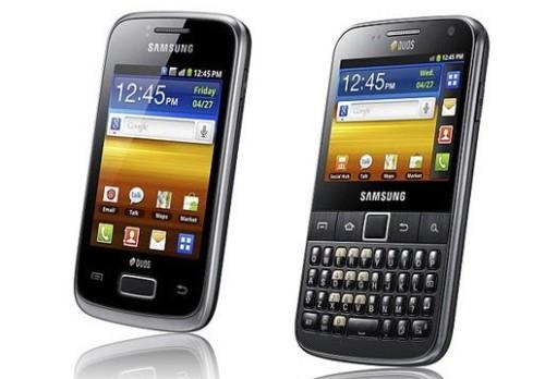 SamsungGalazyYDuos