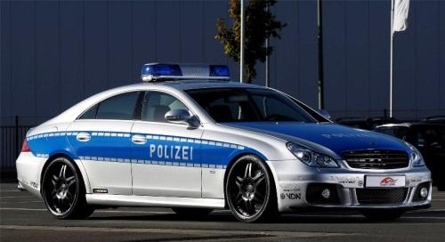 BrabusRocketPolice