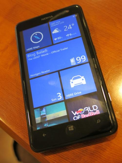 Nokia625D