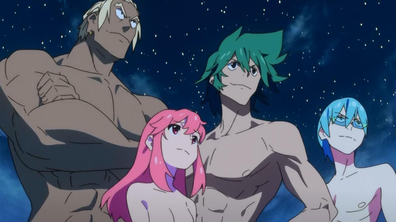 2014 anime comedy fantasy fighting japanese animation kill la kill nippon science fiction scifi summer